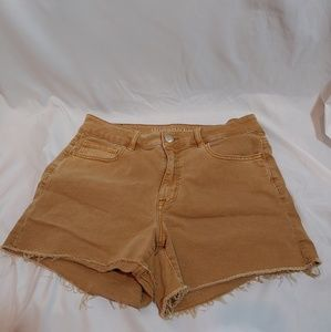 American Eagle Outfitters Women Denim Shorts